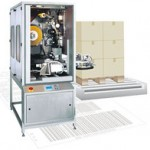 900 series custom print and apply pallet labeller